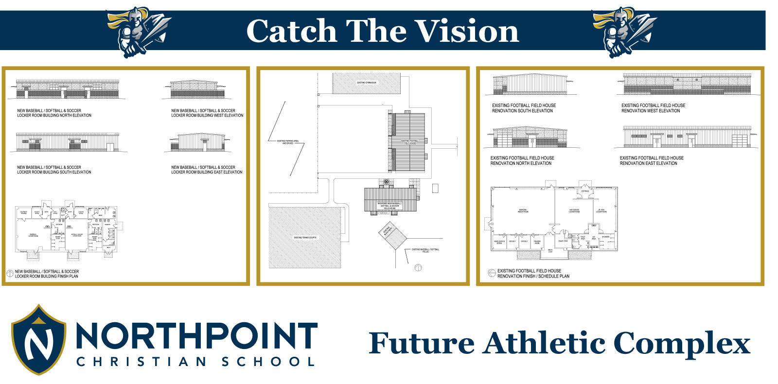 Field House Plans
