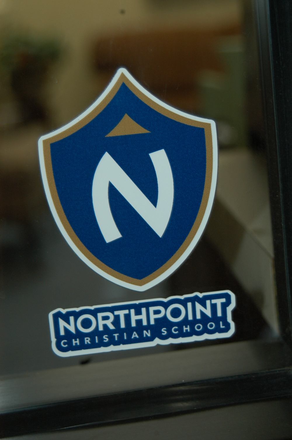 NCS Decal