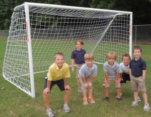 New Soccer Goals